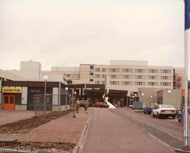 Ziekenhuis zaandam adres